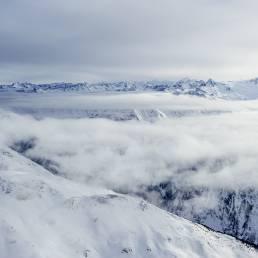 Blick von der Panoramaplattform