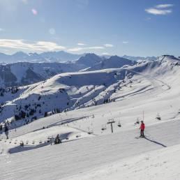 Skiliftkarussell am Pengelstein