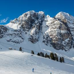 Schlicker Seespitze und Riepenwand