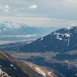Bald gehts weiter in Richtung Zillertal