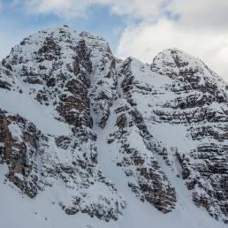 DIe Schlicker Seespitze überragt alles