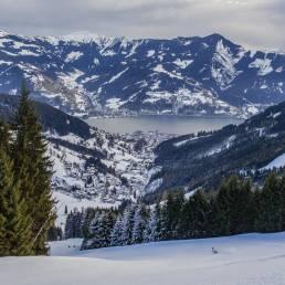 Schwarze Talabfahrt über fast 900 Höhenmeter