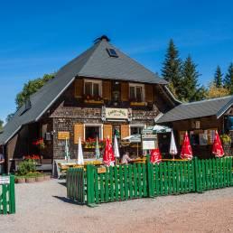 Zastler Hütte... hier haben wir unsere erste gemeinsame Skitour gemacht