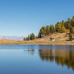 Am Lac noir auf dem Tracouet