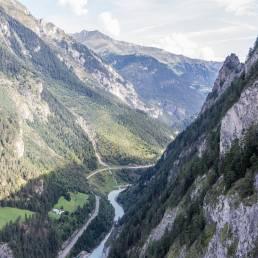 Blick nach Tirol
