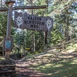 Kaiserjäger-Schild