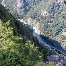 Abhang Kaiserschützenweg