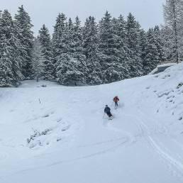 Oberreschen downhill